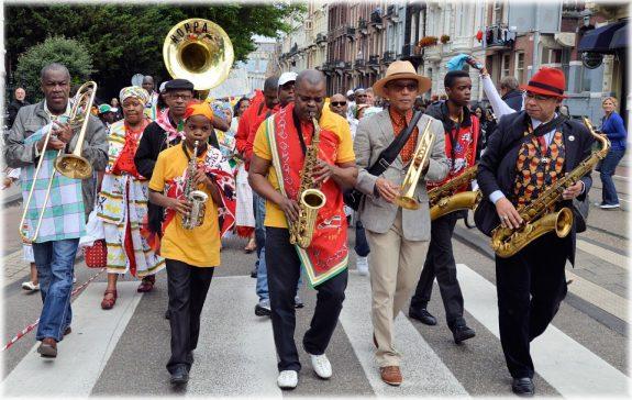 Prachtig Bruggetje Suriname Dick Spijker