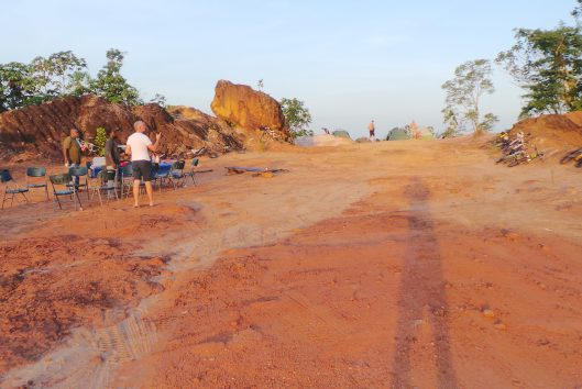 Goldrush Suriname Fietsroute