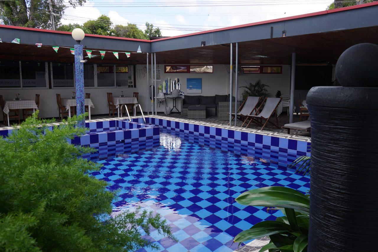 holland lodge accommodatie paramaribo