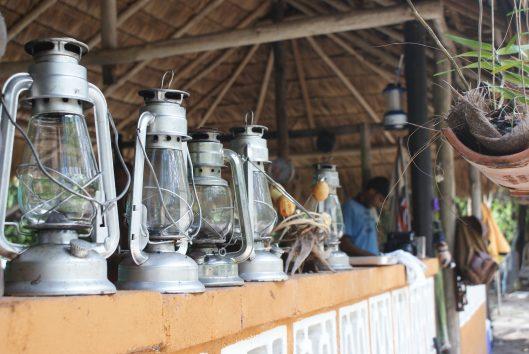 Olielampen Avontuur Familiereis Suriname
