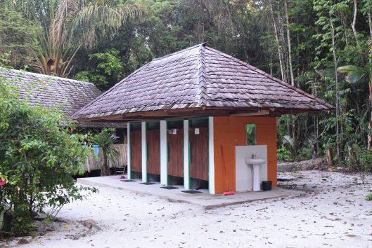 suriname holidays Palulu camping