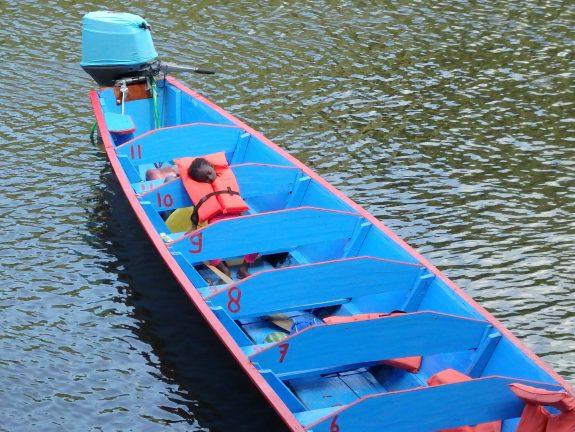 Varen Suriname Rivieren