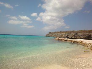 Curacao witte stranden