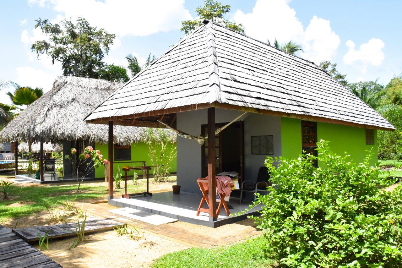 Hotel de Plantage bungalows