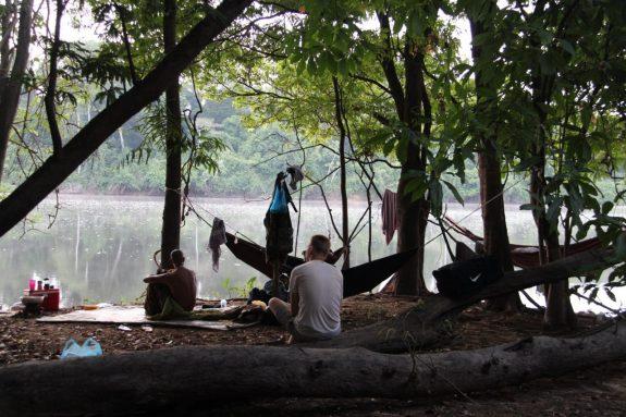 remko klein wildlife kamp suriname