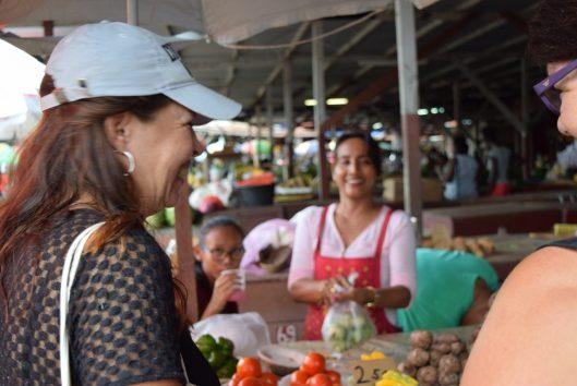 stadstour paramaribo