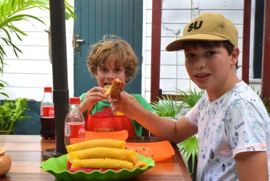 suriname holidays kookworkshop met kinderen