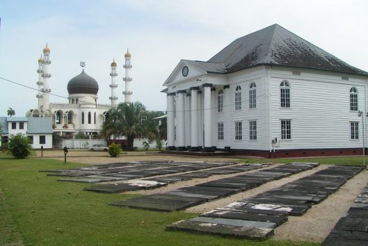synagoge en moskee