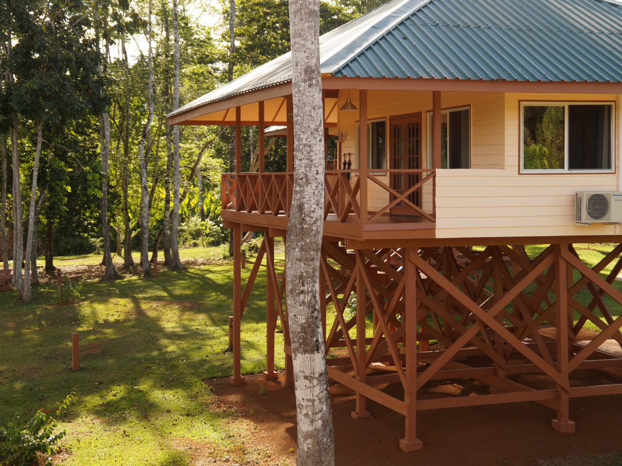 kabalebo nature resort suriname