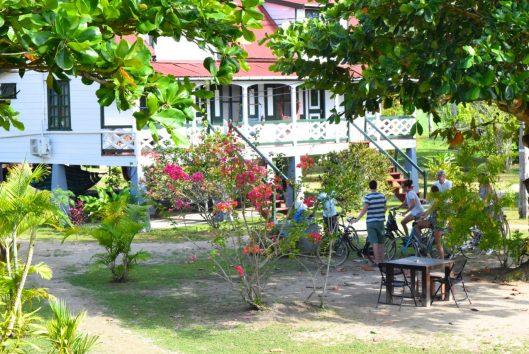 suriname holidays plantage frederiksdorp
