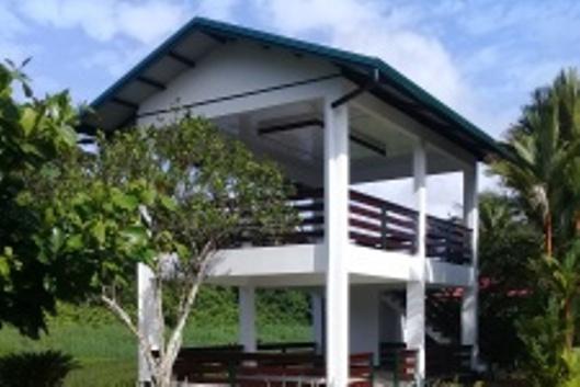 guesthouse la ressource suriname het prieel