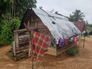 nieuw Aurora Suriname marron dorp