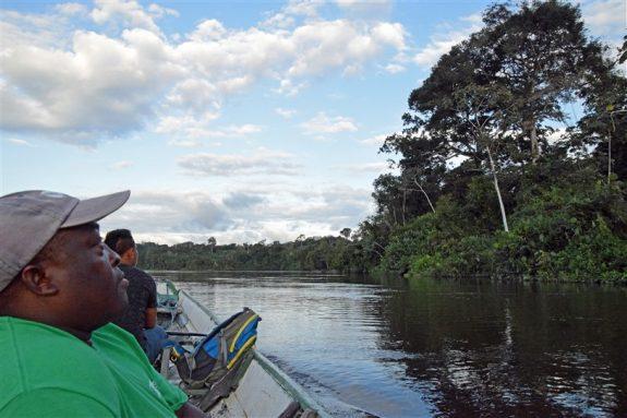 Suriname Holidays Palumeu boottocht