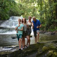 Suriname Holidays Elke en Jan van den Bosch