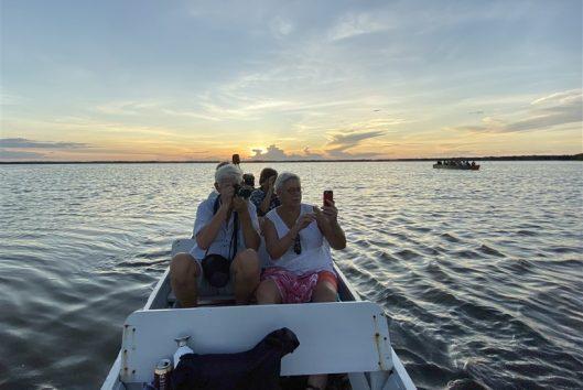 Suriname rondreis Bigi Pan natuurreservaat