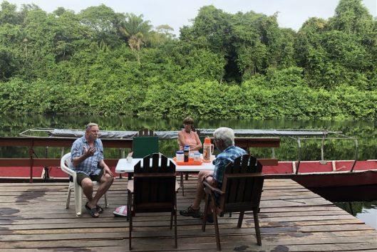 Suriname meerdaagse tour maratakka