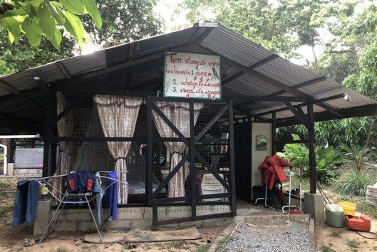 kampje maratakka rivier