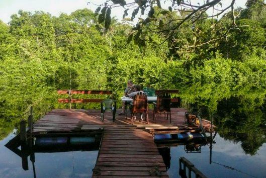 Suriname Holidays maratakka rivier Fien Bloemen  scaled