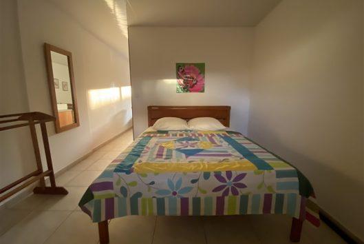 slaapgedeelte appartementen Sutopia
