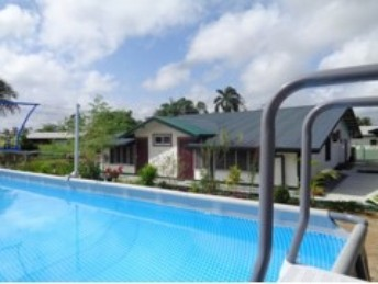 suriname holidays guesthouse la ressource overview