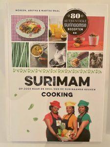surimam cooking kookboek